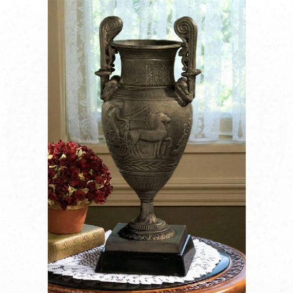 The Master's Chariot Amphora Urn