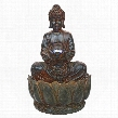 Endless Serenity Buddha Sculptural Fountain