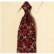 Red Dragon Silk Tie