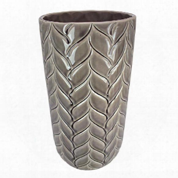 """Ankti 11""""ceramic Vase"""