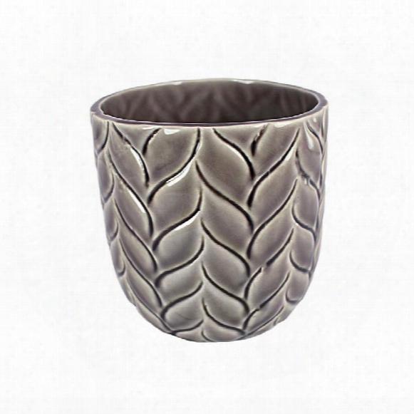 """Ankti 4""""ceramic Vase"""