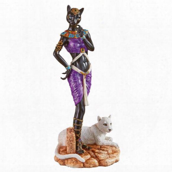 Bastet, Egyptian Goddess Of Joy And Love Statue