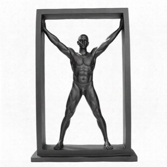 "Boxed In"" Modern Male Nude Collection: Standing"