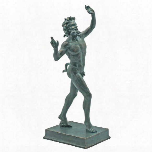 Dancing Faunus Of Pompeii: Large