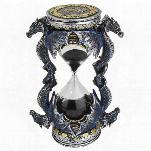 "Death's Door"" Dragon Sandtimer Hourglass"