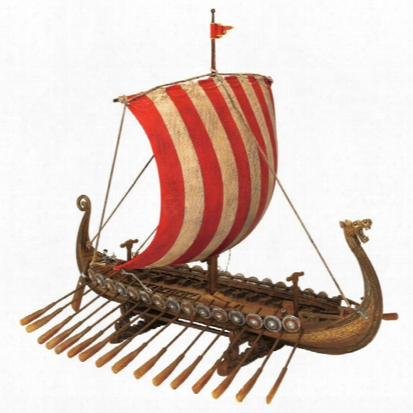 Drekar, The Viking Longship Collectible Museum Replica