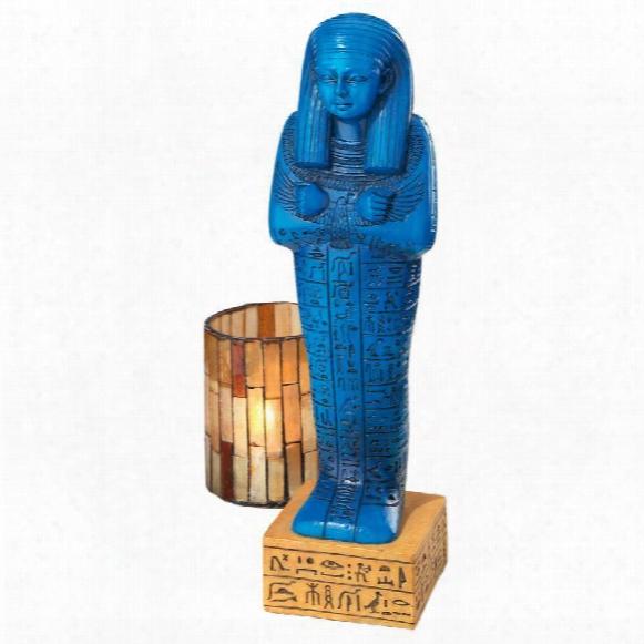 Egyptian Ushabti Grave God Statue