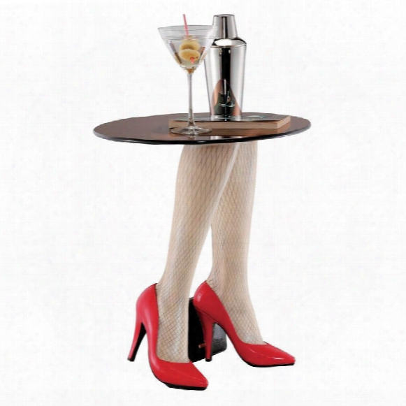 Fishnets & Hees Sculptural Table