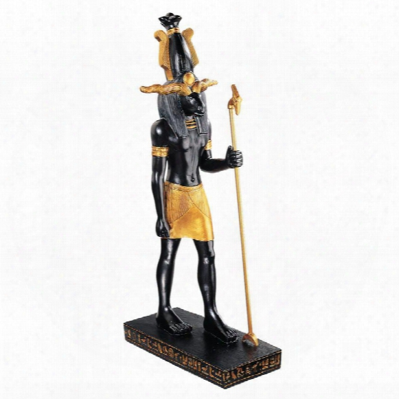Khnum, Creator Of Mankind Sculpture