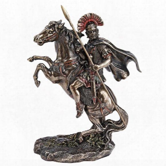 """Master Of The Horse"""" Mark Antony Statue"""