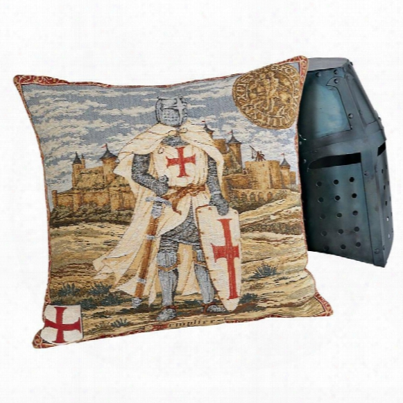Order Of Templier Pillow