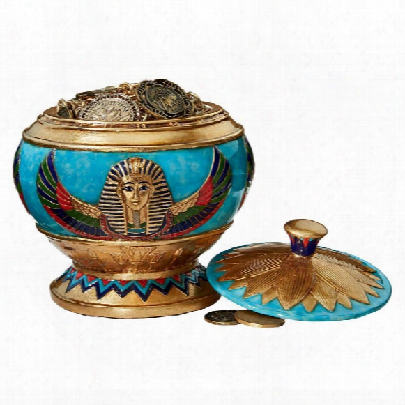 Pharaoh's Treasure Offering Vessel