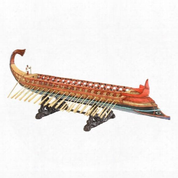 Phoenician Merchant Ship Model