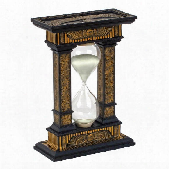 Sands Of Time Egyptian Hourglass