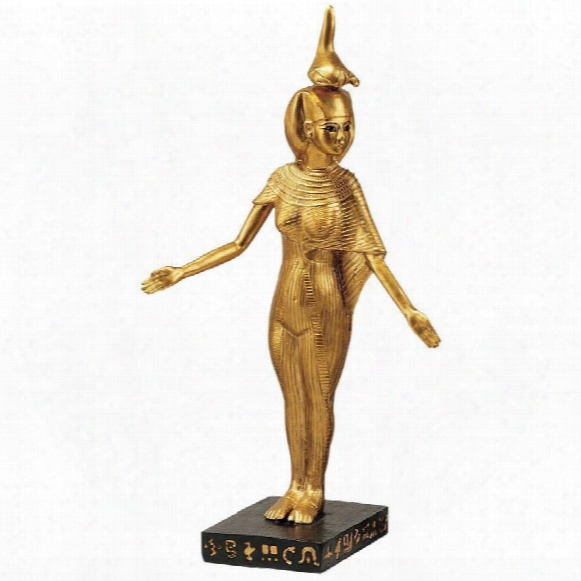 Serqet, Goddess Of The Egyptian Realm Statue