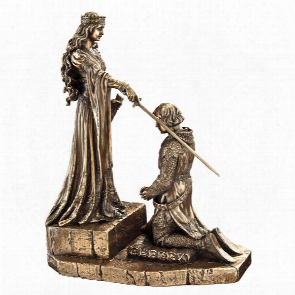 "The Accolade"" Statue"