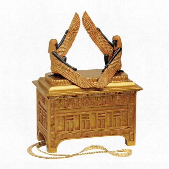 The Ark Of The Covenant Sculptural Box: Grande