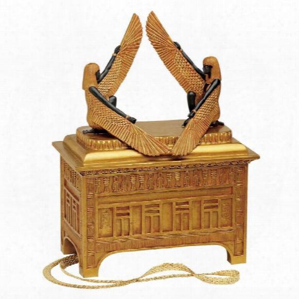 The Ark Of The Covenant Sculptural Box: Medium