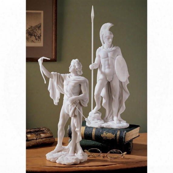 The Classical Greek Gods Series: Set Of Two