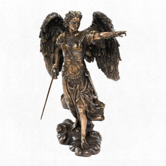 Uriel: The Archangel Sculpture