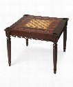 "Masterpiece 36"" Accent Table in Plantation Cherry"