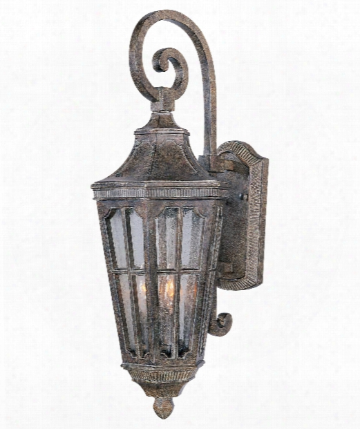 "Beacon Hill 9"" 2l Ight Outdoor Outdoor Wall Light In Sienna"