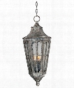 "Beacon Hill 13"" 3 Light Outdoor Hanging Lantern in Sienna"