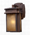 "Sedona 6"" 1 Light Outdoor Outdoor Wall Light in Hazelnut Bronze"