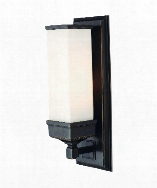 "Everett 5"" 1 Light Wall Sconce In Old Bronze"