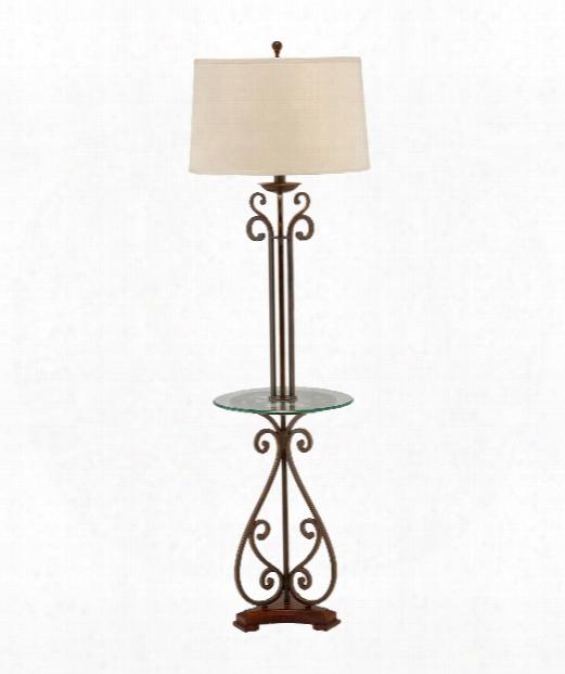 Table 1 Light Floor Lamp In Iron