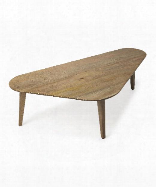 "Butler Loft 53"" Coffee Table In Gray"