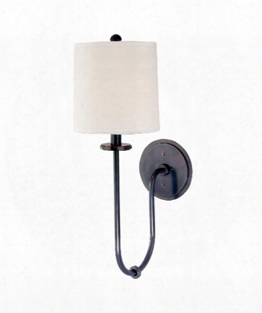 "Jericho 7"" 1 Light Wall Sconce In Old Bronze"