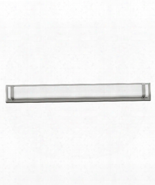 "Tremont 30"" Led 2 Light Bath Vanity Light In Brushed Nickel"