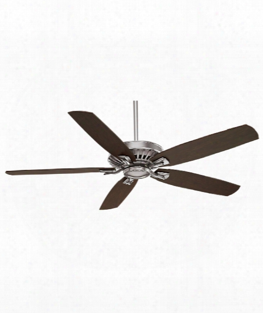 Crestmont Ceiling Fan In Brushed Nickel