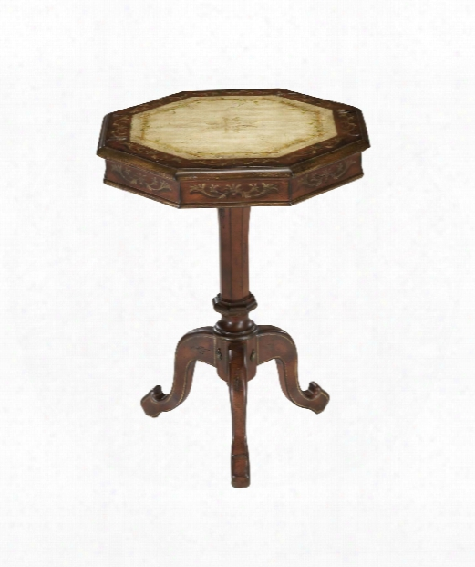 "Courtesan 22"" Accent Table"