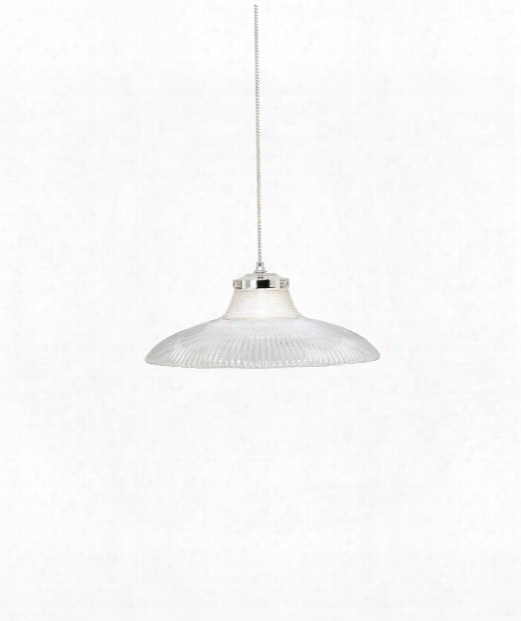 "Dearborn 9"" 1 Light Mini Pendant In Satin Nickel"