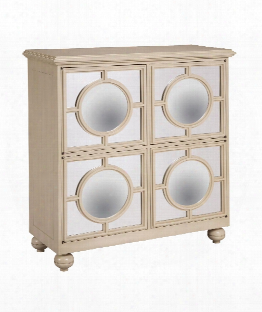 """Mirage 36"""" Console Cabinet In Ssnd"""