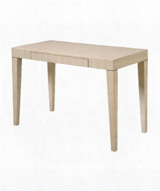 """Oceana 42"""" Console Table In White"""