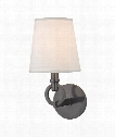 "Malibu 7"" 1 Light Wall Sconce in Old Bronze"