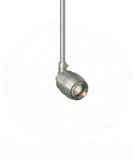 """Envision 3"""" 1 Light Track Head In Satin Nickel"""
