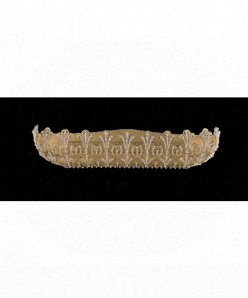 """Rivendell 29"""" 8 Light Wall Sconce In Heirloom Gold"""