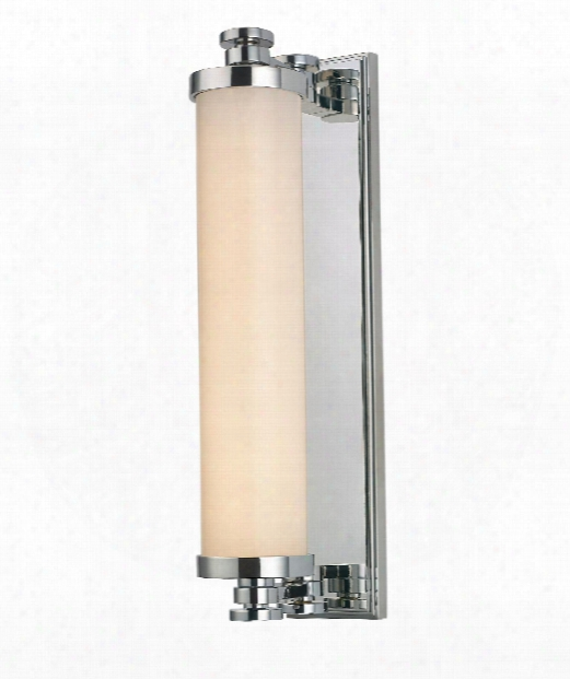 """Sheridan 3"""" Led 8 Light Wall Sconce In Polished Chrome"""