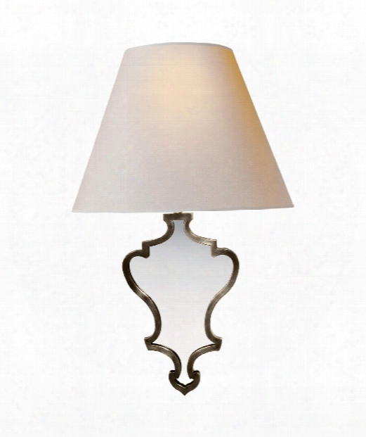 """Madeline 11"""" 1 Light Wall Sconce In Bronze"""