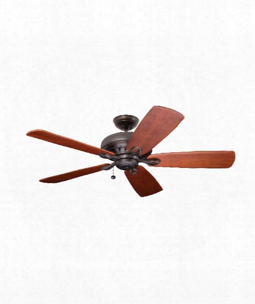 """Penbrooke Select 13"""" Ceiling Fan In Oil Rubbed Bronze"""