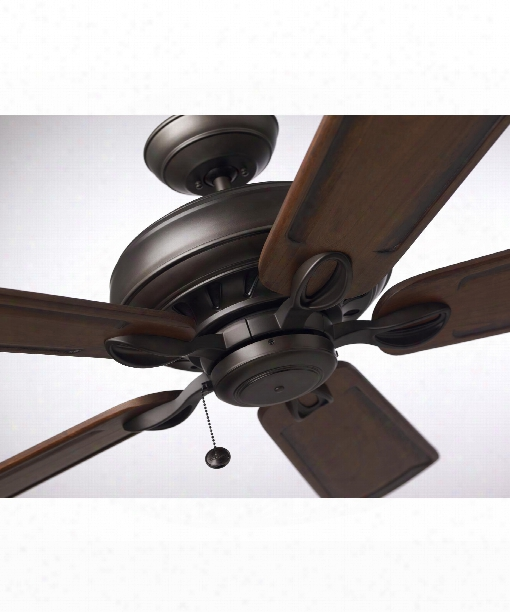 "Penbrooke Select Eco 13"" Ceiling Fan In Oil Rubbed Bronze"