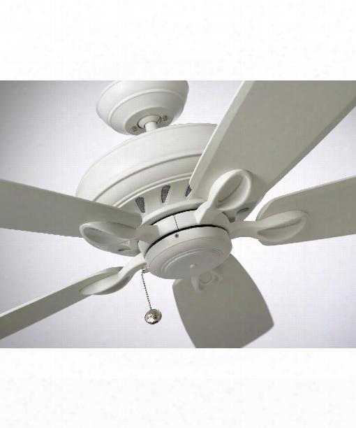 "Penbrooke Select Eco 13"" Ceiling Fan In Satin White"