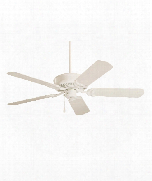Sea Breeze Outdoor Ceiling Fan In Summer White