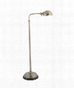 Apothecary 1 Light Reading Lamp in Antique Nickel