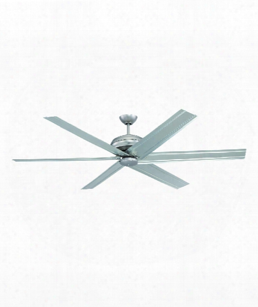Colossus Ceiling Fan In Brushed Pewter