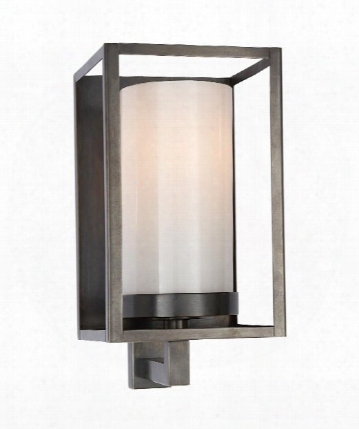 Easterly 5&q Uot; 1 Light Wall Sconce In Bronze
